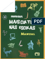 Manual Mais Cultura Nas Escolas