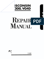 wisconsin vg4d repair manual