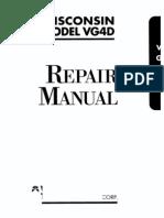 Tecumseh Service Repair Manual 3hp to 11hp 4 Cycle l Head