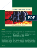 State of the Wine Industry 0910
