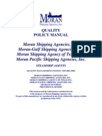 MORAN Policy Manual