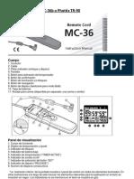 Instrucciones Intervalómetro