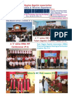 SRBA E&M Department Newsletter Vol. 2, No. 3