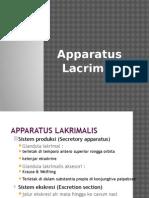 Aparatus Lakrimalis 2013