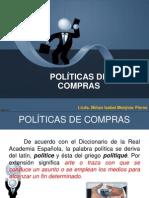 Politicas de Compras - Clase