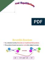 Chemical Equilibrium 2