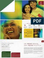 Cartilha Reforma Política PT
