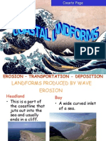 11 Geography Notes 07 Landforms and Their Evolution | Shoal