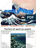 Coastal Features - Management