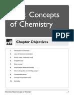 01. Basic Concept of Chemistry [1-24]
