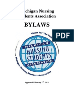MNSA Bylaws 