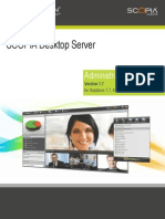 Administrator Guide for SCOPIA Desktop Server Version 772