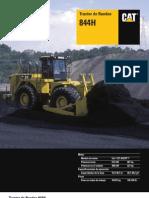 Catalogo de Tractor de Ruedas 844H CAT