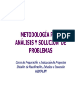Analisis Problema