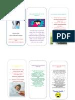 Leaflet Batuk Efektif