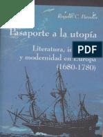 Rogelio Paredes Pasaporte a la utopía