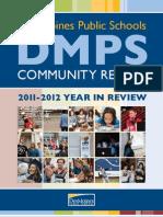 DMPS Community Report - June 2012