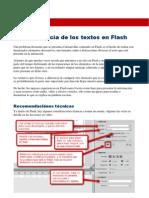 Flash-mod3-3La Enorme Importancia de Los Textos en Flash