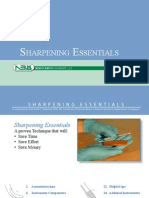 Sharpening Essentials Workbook
