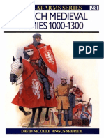Osprey - Men-At-Arms 231 - French Medieval Armies 1000-1300