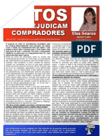 Junho 2013 - Mitos Que Prejudicam Compradores - Elsa Soares