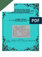 Alfabetos Ilustrados Lenguas Mayas y Zoque