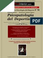 A98.PsicopatologiaDeportista