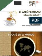 Cesar Romero El Cafe Peruano