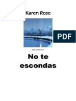 Rose Karen - No Te Escondas