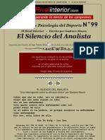 A99.ElSilenciodelAnalista