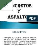 Presentacion Concretos y Asfaltos