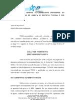 1 - AGRAVO DE INSTRUMENTO EM AÇÃO DE EXECUÇÃO DE ALIMENTOS - 1