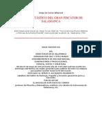 VIAJE FANTÁSTICO DEL GRAN PISCÁTOR DE SALAMANCA
