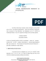 10 - HABEAS CORPUS - HOMICÍDIO QUALIFICADO (SIMULADO)