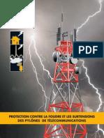 Protection Pylones de Telecommunications