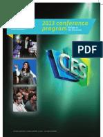 FINAL Conference Brochure 12-17-12