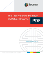 Theory Behind the HBDI1