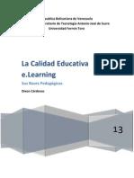 La Calidad Educativa en el E learning.docx