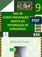 RAC 09 - Explosivos