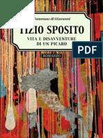 """Tommaso di Giovanni - """"Tizio Sposito. Vita e Avventure di un picaro"""" - Estratto"""
