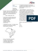 Geografia Brasil Economica Fontes de Energia Exercicios
