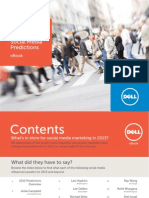 DELL Socialmediapredictionsfor
