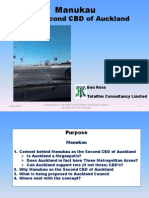 Presentation to MCBA on Manukau PDF Mode