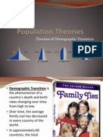 theories of population