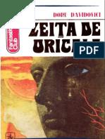 Doru Davidovici - Sferele Verzi, Zeita de Oricalc