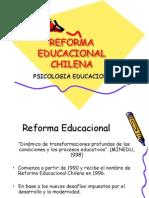 Unidad 2, Reforma Educacional