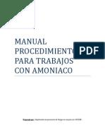 Procedimiento Amoniaco