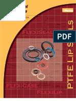 Parker - PTFE Lip Seals