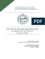 Ley de Pesca y Acuicultura-ACG-AZC