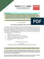 Informativo Online n° 49